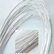 Metallic Silver Wire