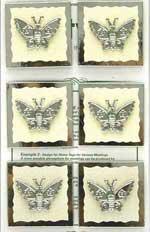 Topper Pack - Metal Butterflies