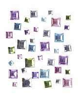 Self-Adhesive Squares Pastels