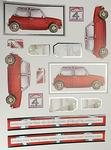 Verse: Design a Topper - Red Mini Car