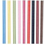 Self-Adhesive Multi-Colour Tartan Ribbons