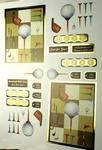 Verse: Design a Topper - Golf Theme