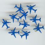 Blue Plane Brads