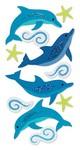 Glitter Dolphin Stic...