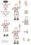 Rugby Man - Decoupag...