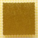 Small Square Panel Pack of 50 - Textured Gold