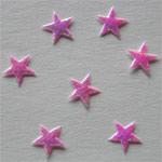 STARS Mini Shiny Stars - Pink